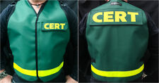 CERT Economy Vest Reflective, Cert Reflective Vest, Cert Gear, Reflective Vest