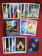 Dreaming Girl Highway Inner Vision Card Deck and Guidebook (SET)  Self Published