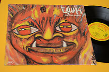 EXUMA LP DO WAH NANNY 1°ST ORIG GERMANY 1971 EX++ TOP AFRO ROCK TEXTURED COVER