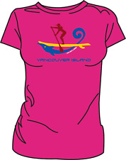 custom design -SUP Stand Up Paddle Board - T-shirt , Women's Tee