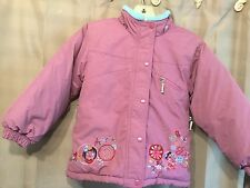 DEUX PAR DEUX GIRLS COAT SIZE 6 FUJYAMA EXCELLENT USED CONDITION