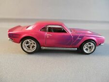 HOT WHEELS COOL CLASSICS CUSTOM PINK 68 COPO CAMARO LOOSE