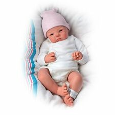Ashton Drake - WELCOME TO THE WORLD BABY DOLL BY SANDY FABER