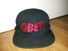 Obey Cap (Snapback) (Used)