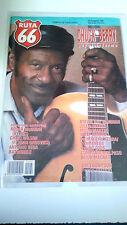 "REVISTA ""RUTA 66 NUMERO 62"" CHUCK BERRY BYRDS ANTONIO VEGA JIM THOMPSON"