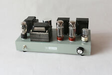 6N9P EL34-B Tube amplifier Class-A single ended audio amplifier 8w+8w