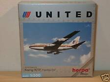 Herpa Wings B747SP UNITED Friendship One - 511797 - 1/500