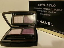 Chanel Irreelle Duo Silky Eyeshadow Duo nr: 72 Star Dust