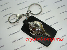 Feng Shui - Conch Keychain Travel Tag for Smooth Outcome & Cooperation