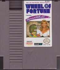 WHEEL OF FORTUNE FEATURING VANNA WHITE NINTENDO GAME SYSTEM NES HQ