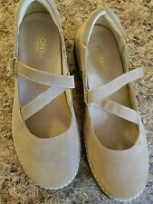 SZ 10 Women's Shoes Vionic JUDITH Mary Jane Flats With Orthaheel Technology OAT