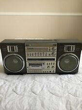 Vintage Rare Classic Fisher PH-492 High Fidelity Stereo BoomBox Ghetto Blaster