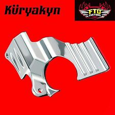 Kuryakyn Chrome Oil Filler Spout Cover for H-D '93-'06 Touring 8264