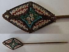 epingle de cravate epingle à chapeau ancienne