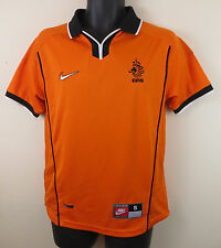 Holland Football Shirt 1998 World Cup 98 KNVB Netherlands Voetbalshirt Small S