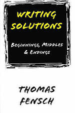 Writing Solutions: Beginnings, Middles & Endings-ExLibrary