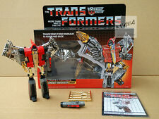 Transformers Reissue G1 Dinobot GOLD『SWOOP』MISB