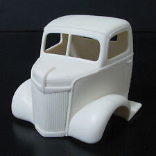Jimmy Flintstone 1941 Ford Cab-Over Truck Cab Resin Body #298