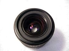 28-70mm f3.5-4.5 Tamron Tele-Macro  | Smooth zoom | Clear Glass | Clean Coatings