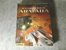 STAR TREK ARMADA - PC - BIG BOX - LEADER ITALIANO - NUOVO SIGILLATO