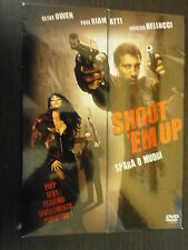 SHOOT 'EM UP -EDIZ.SPECIALE -FILM in DVD ORIGINALE -visitate COMPRO FUMETTI SHOP