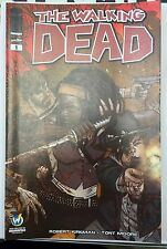 WALKING DEAD #1 Indianapolis Wizard World Comic Con Exclusive Variant Cover