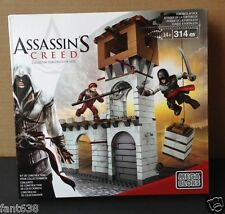 Mega Bloks Assassin's Creed Fortress Attack #91319 314Pcs New in Box