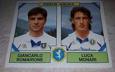 FIGURINA CALCIATORI PANINI 1993/94 FIDELIS ANDRIA 453 ALBUM 1994