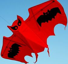 Vivid Bat Kite/Gift/outdoor/family fun/toy/sport/animal/cartoon/easy to fly_N2