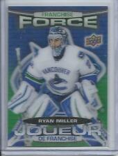 16-17 Ryan Miller Tim Hortons Canada Franchise Force Insert Card #FF10 Mint