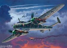 Chasseur de nuit Allemand DORNIER Do215 B-5 NIGHTFIGHT - KIT REVELL 1/48 n° 4925