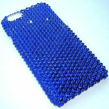 COBALT Bling Rhinestone Back Case for iPhone 6 6S 4.7 w/ Crystals from Swarovski