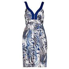 new RRP $140 JACQUI E COTTON SUN DRESS 16 more sz in store