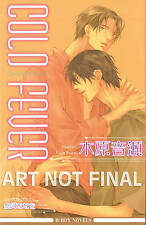 Cold Fever (Yaoi Novel) Konohara, Narise Very Good Book