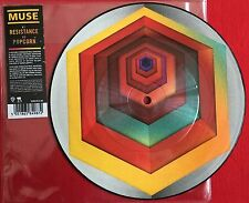 "MUSE - Resistance - Rare UK Vinyl 7"" Picture Disc Very Limited Edition (Record)"