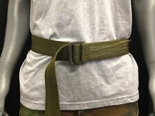 MILITARY TACTICAL WEB BELT CARGO CHUTE LASHING STRAP TIE DOWN  - UNIVERSAL SIZE