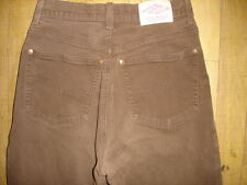 Lee Cooper jeans marron  femme taille W 29 L 33   TBE