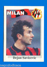 CALCIO FLASH '95 Lampo - Figurina-Sticker n. 193 - SAVICEVIC - MILAN -New