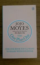 The One Plus One Jojo Moyes Advance Reading Copy Proof Paperback Book 2013 ARC