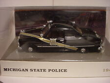 Michigan State Police Trooper 1949 Ford White Rose