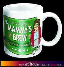 MRS BROWNS BOYS BOXED COFFEE CUP MUG MAMMY'S BREW CERAMIC - GREAT GIFT