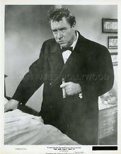 EDMOND O'BRIEN THE GIRL CAN'T HELP IT 1956 VINTAGE PHOTO ORIGINAL SMOKE CIGAR