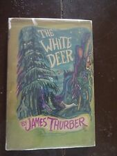 """The White Deer"" by James Thurber, Early Edition, Hardcover 1945 copyright"