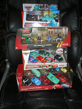 DISNEY PIXAR GIANT LOT 25 CARS, ALL IN BOXED SETS, NEVER OPENED