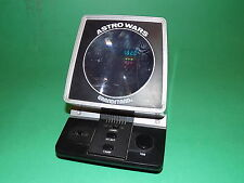 ASTRO WARS Vintage Electronic Game 1981 Grandstand Made in Japan Retro