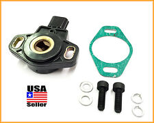 CIVIC CRV RSX K20A3 AND K24A1 TPS THROTTLE POSITION SENSOR W/ GASKET & BOLTS -C
