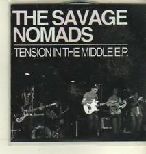 (CW488) The Savage Nomads, Tension in the Middle EP - 2012 DJ CD