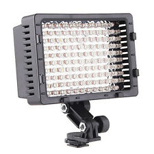 Pro LED video light for Panasonic HDX900 AC130 AC160 HD HDV AVCHD camcorder