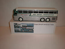 "1/43 BUS SILVER EAGLE 01 ""New Britain Transportation"" 1967"