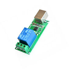 1PCS 5V USB Relay 1 Channel Programmable Computer Control For Smart Home UK